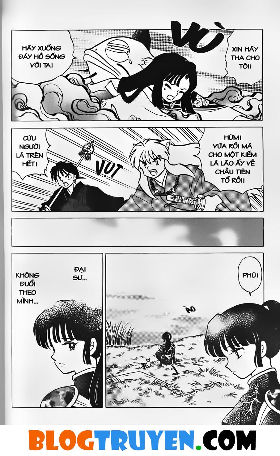 Inuyasha vol 35.7 trang 9