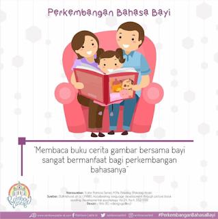 Meningkatkan Kemampuan Bahasa dengan Membaca Buku Cerita Bergambar