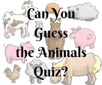 Missing Vowels Quiz-Can You Guess the Animals?