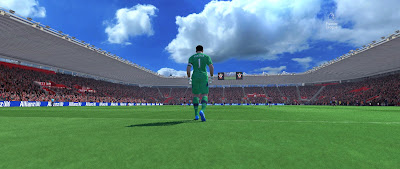 PES 2017 St. Mary's Stadium FIFA 16