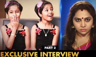 Actress Baby Krithika Interview | MounaRagam Serial