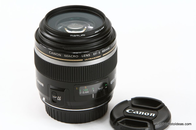 Canon EF-S 60 mm f/2.8 Macro USM overview