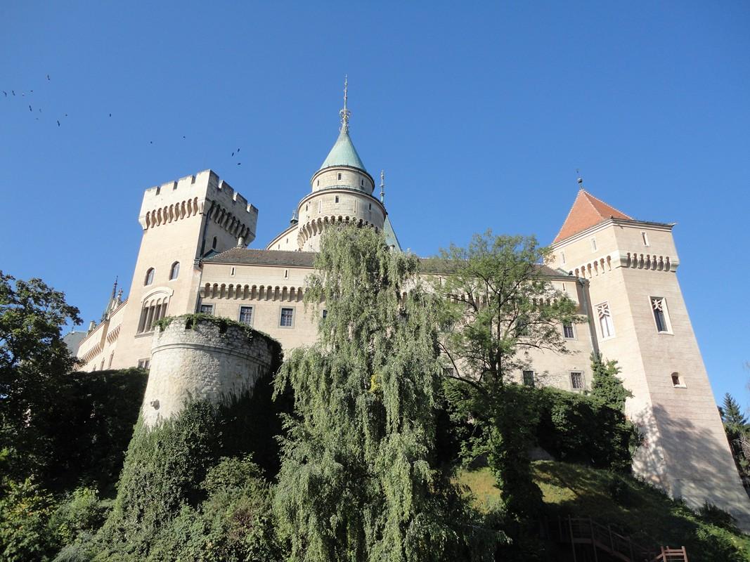 I Viaggi di Raffaella Castelli della Slovacchia Bojnice