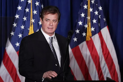 Donald Trump's campaign manager Paul Manafort resigns after two months of work
