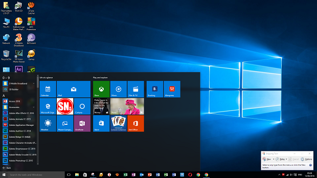Tips And Trik Cara Menjalankan Aplikasi Windows Bersamaan Dengan Sekali Click
