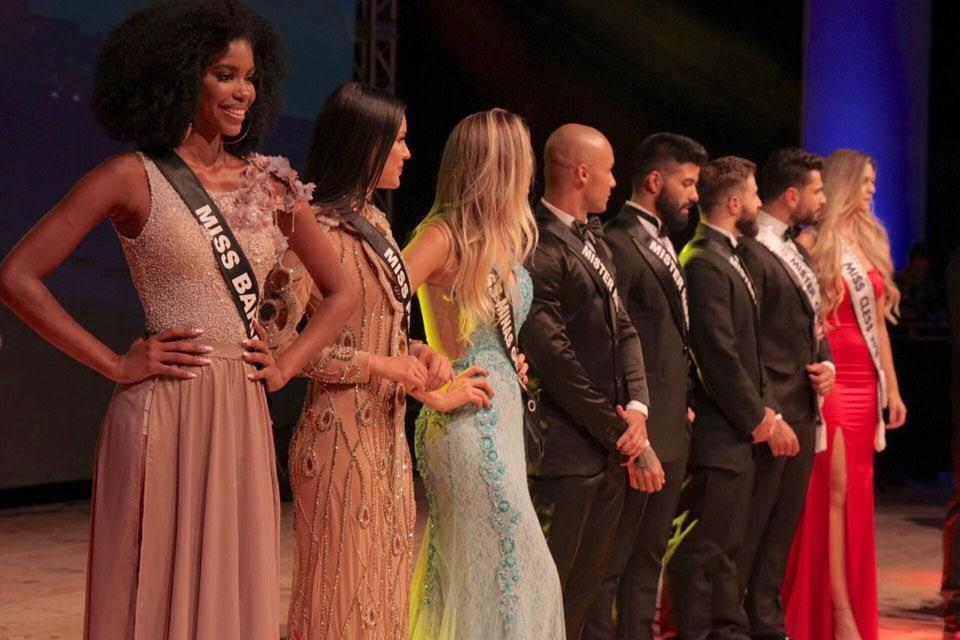 Finalistas do Miss Brasil 2018. Foto: Rubens Apolinário
