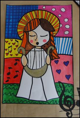 Resultado de imagen de dia de la musica 22 de noviembre santa cecilia