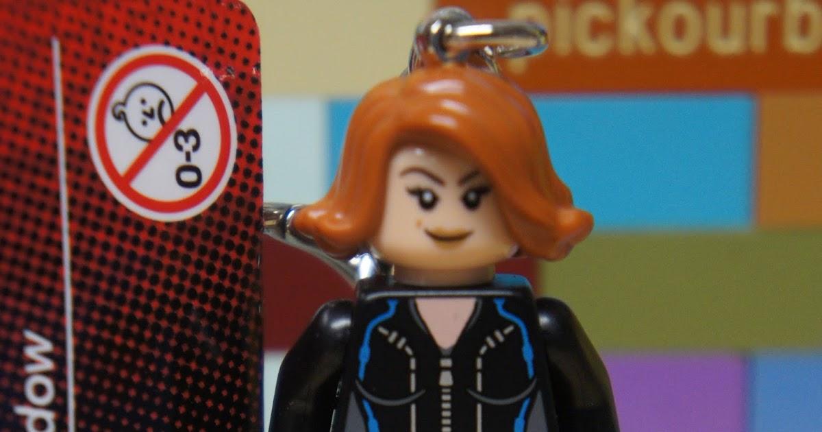 LEGO 853592 Marvel Avengers Super Heroes BLACK WIDOW ...