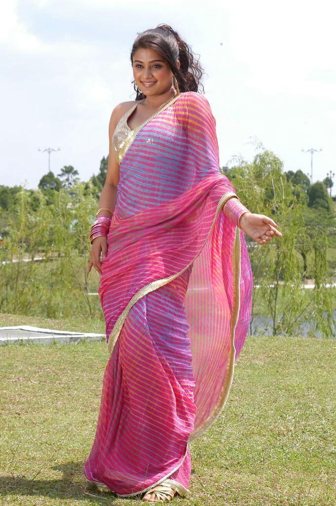 Actress Priyamani Latest HD Images In Saree