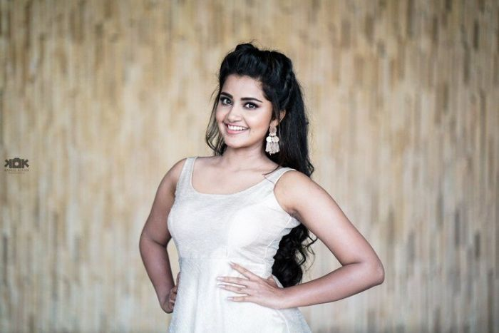 Anupama Parameswaran New sesational photoshoots