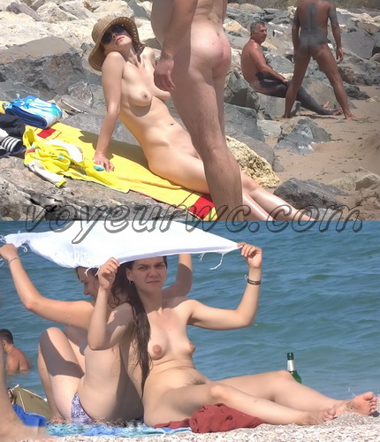 NudeBeach bb14014-14020 (Nude And Topless Beach - Spy Cam)