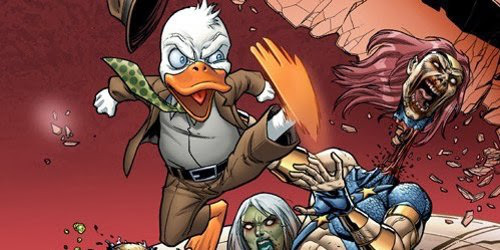 siapa howard the duck adalah, kekuatan howard the duck marvel adalah