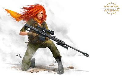 Download Sniper Arena – online PvP! Apk v0.7.2 Mod Money