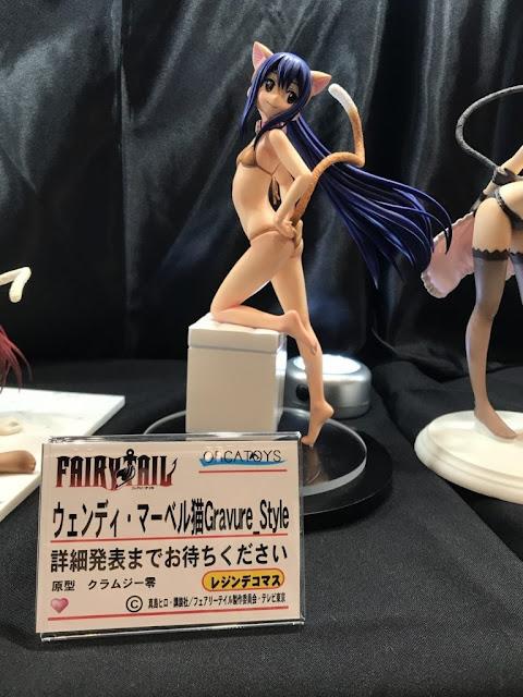 Fairy Tail – Wendy Marvell Neko Gravure_Style - Orca Toys