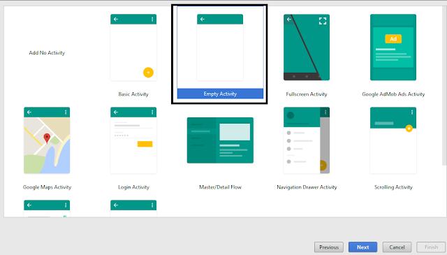 Belajar Pemograman Android Bagian I