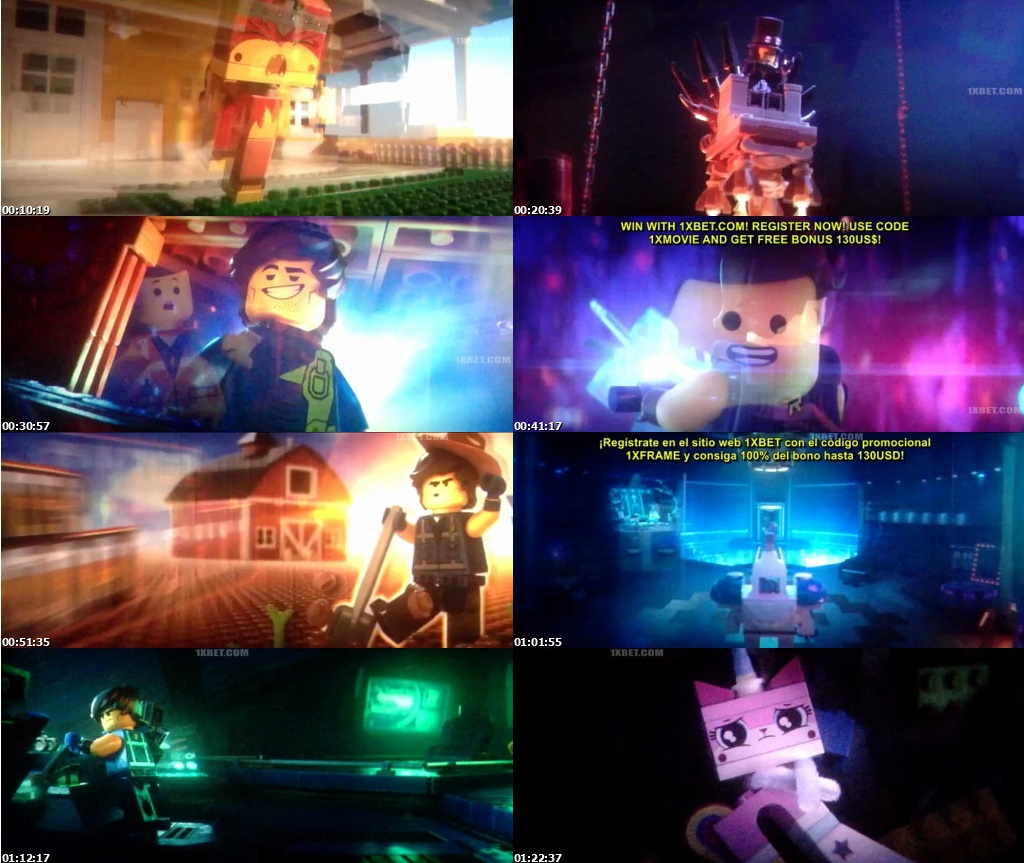 Download The Lego Movie 2 The Second Part (2019) 500MB Full English Movie Download 720p HDCAM Free Watch Online Full Movie Download Worldfree4u 9xmovies
