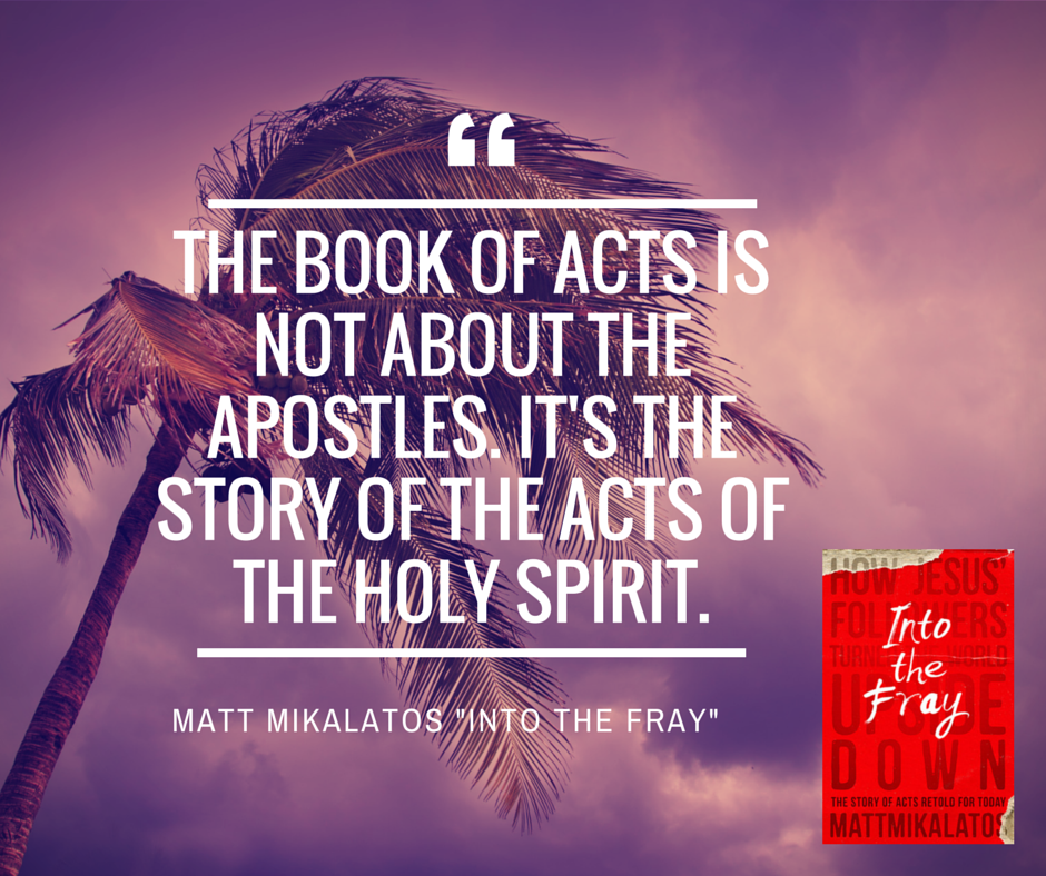 Matt Mikalatos Sneak Peek At Some Into The Fray Quotes And