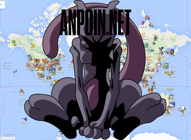 Daftar Coordinat Pokemon Rare Langka Legenda, Koordinat Latitude Longtitude Pokemon GO, Coordinat Pokemon Langka Rare Legend di Pokemon GO.