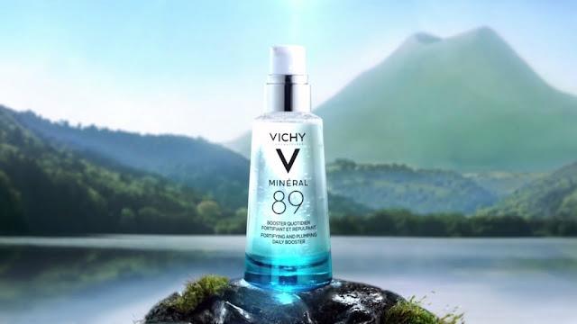 Dưỡng chất cô đặc giúp phục hồi và bảo vệ da Vichy Minéral 89 có tốt không?