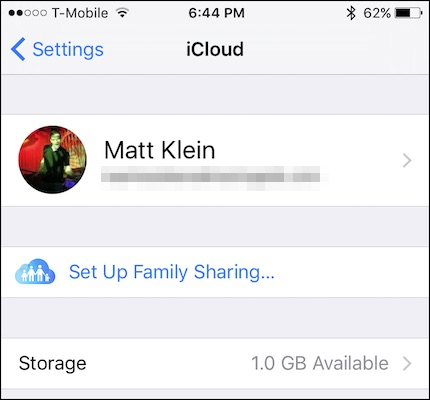 how to add more icloud storage