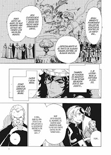"Manga: Review de ""Dimension W"" vol.12 de Yûji Iwahara - Norma Editorial"