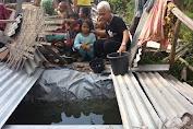 Datu Diding Klarifikasi Terkait Korban Gempa Konsumsi Air Got