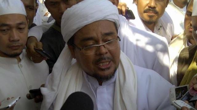 Habib Rizieq Shihab : Insya Allah, Ahok Masuk Penjara