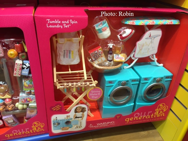 Doll Mastermind Toys Living A Doll 39;s Life In Store Report Our Generation