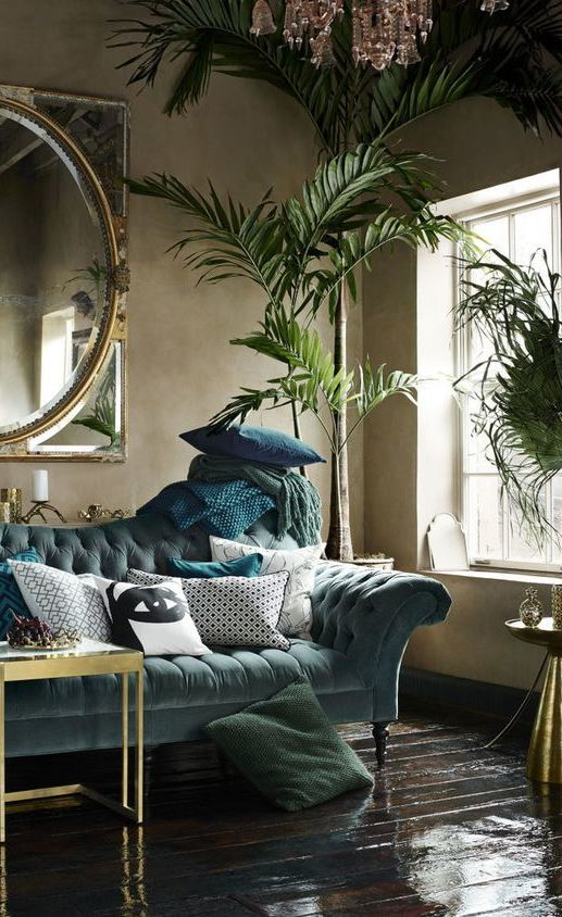 WEEKEND DECORATING IDEA: MUST ADD VELVET