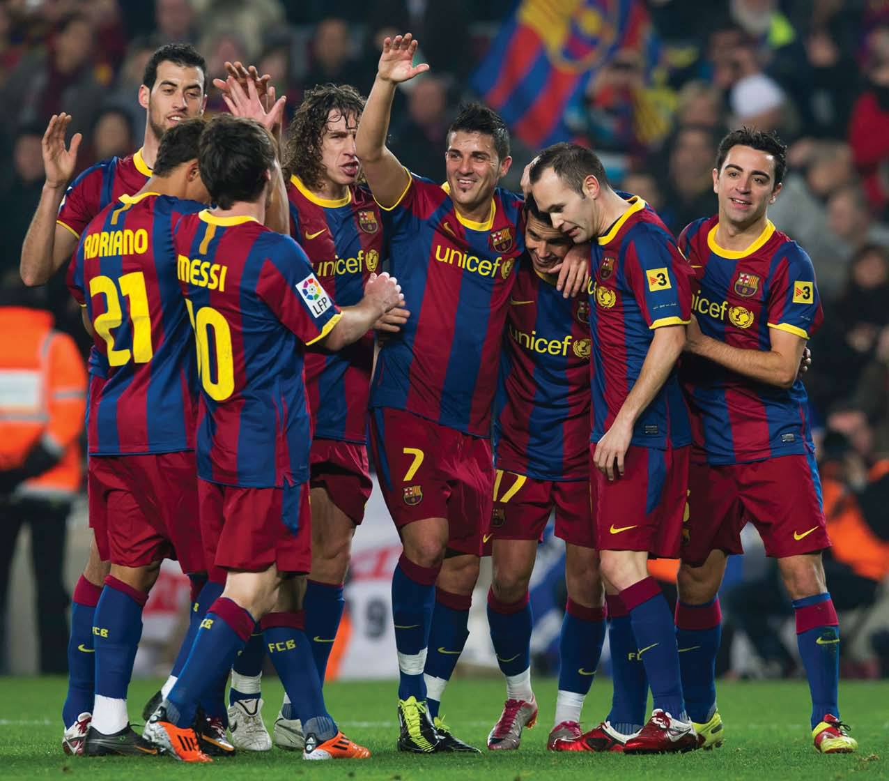 Top Football Players: Barcelona FC Photos/Wallpapers