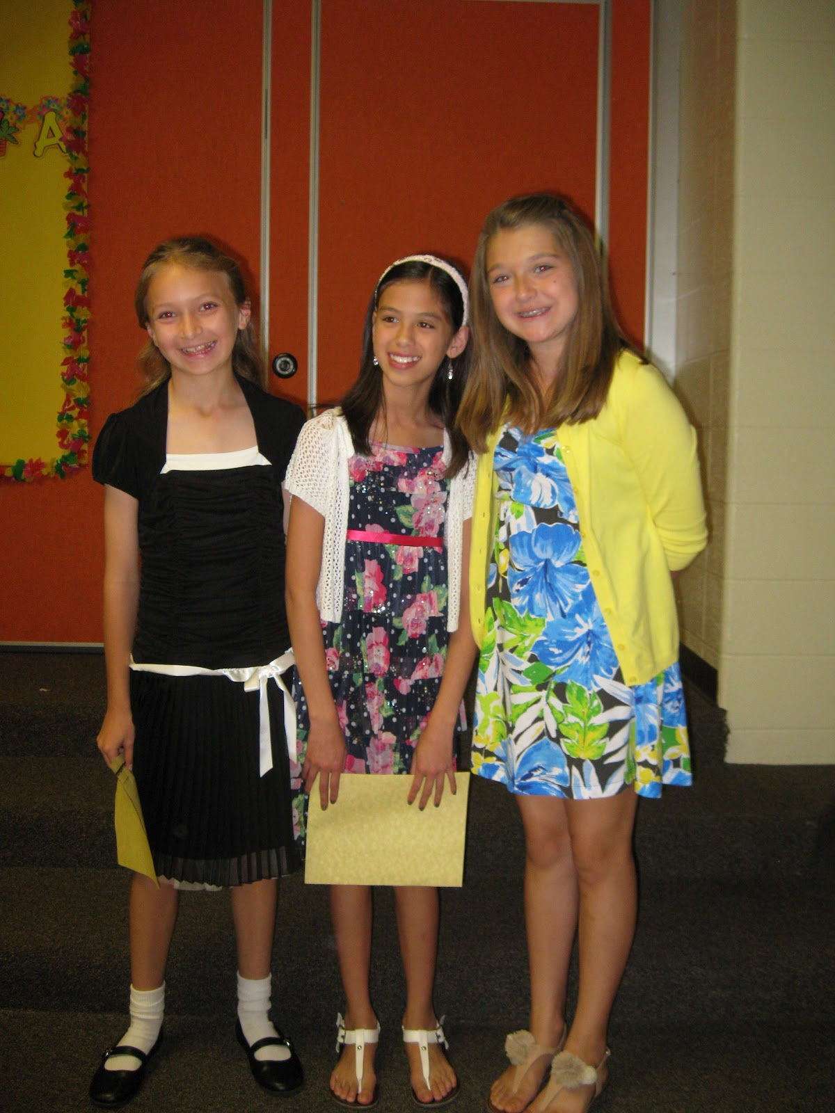 A Family For Ellie-Kate: Emmy's Sixth Grade Graduation