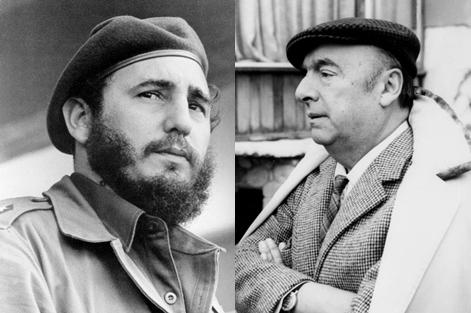 In Defense Of Communism Pablo Neruda Poem For Fidel Castro Song