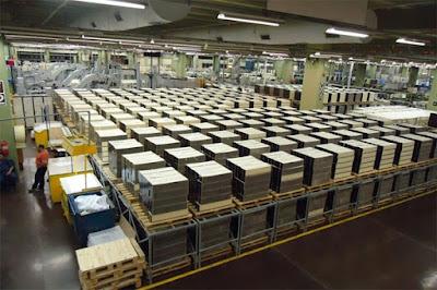 Penataan Ruang Untuk Tempat Digital Printing Pada Peluang Usaha Percetakan