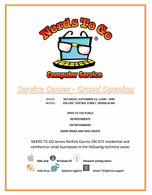 NerdsToGo Grand Opening is this Saturday