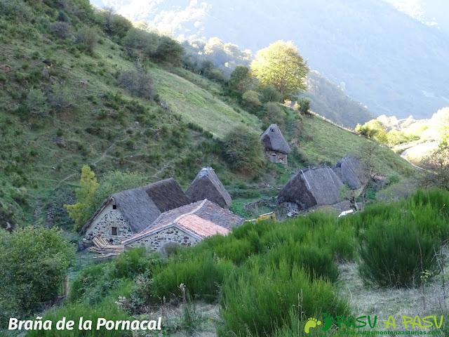 Ruta al Cornón por el Valle los Cereizales: Braña de la Pornacal