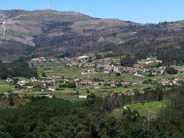 paisagem rural de Melgaço