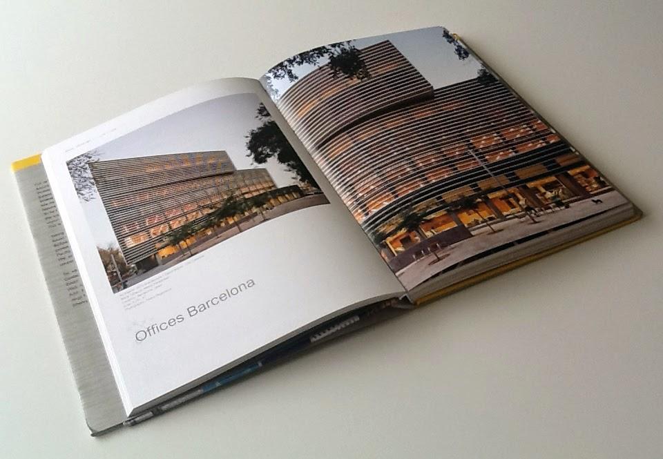 Desde china nueva publicaci n del edificio de oficinas en for Booking barcelona oficinas