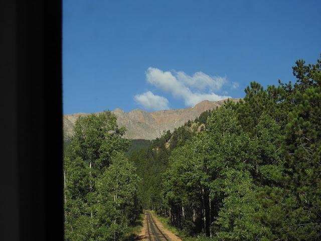 הנוף בעלייה להר