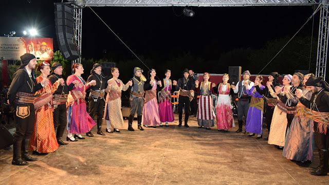 Με Ποντιακό γλέντι συνεχίστηκαν οι εκδηλώσεις στο φεστιβάλ ΚΝΕ - Οδηγητή
