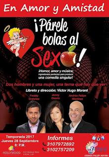 ¡PARELE BOLAS AL SEXO! Amor y amistad