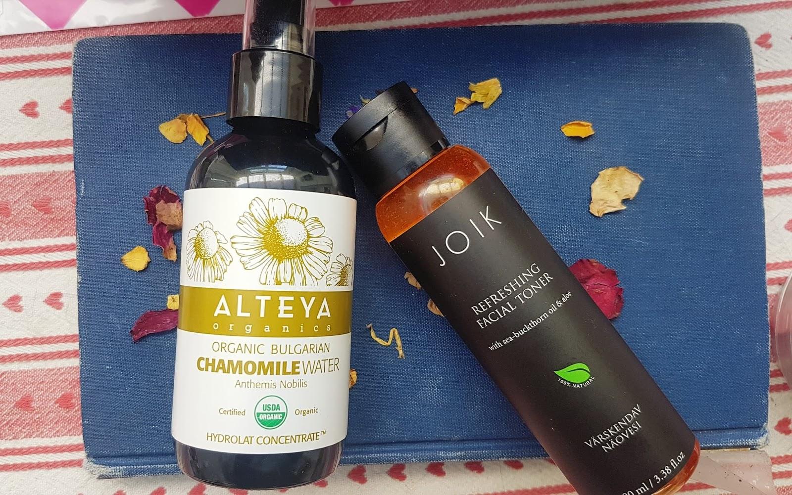 Alteya Chamomile Water + JOIK Refreshing Facial Toner