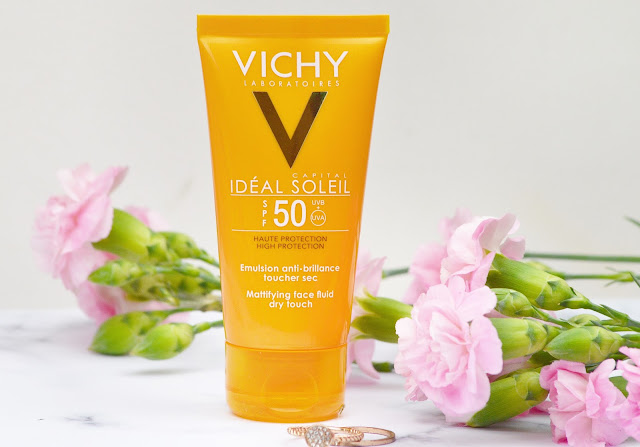 Sunbathing essentials from Vichy Idéal Soleil 2017 and La Roche-Posay Anthelios Collection