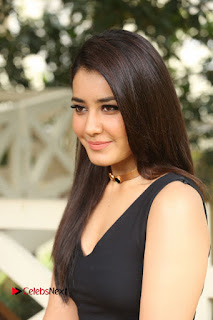 Actress Rashi Khanna Pictures at Hyper Movie Interview  0124.JPG