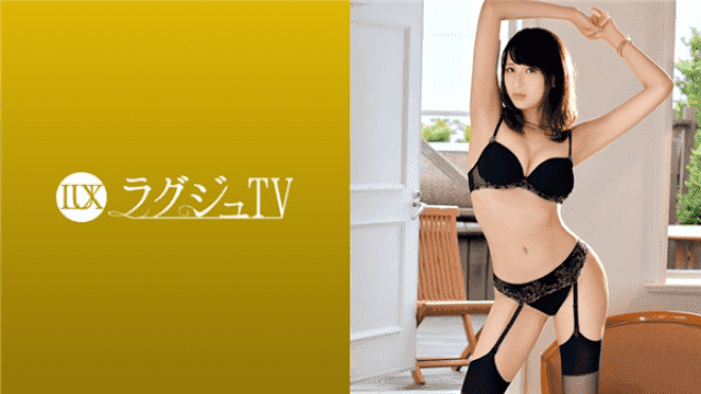 Luxury TV 259LUXU-984 Luxury TV 973 Fumi Endo 28 years old Apparel relationship