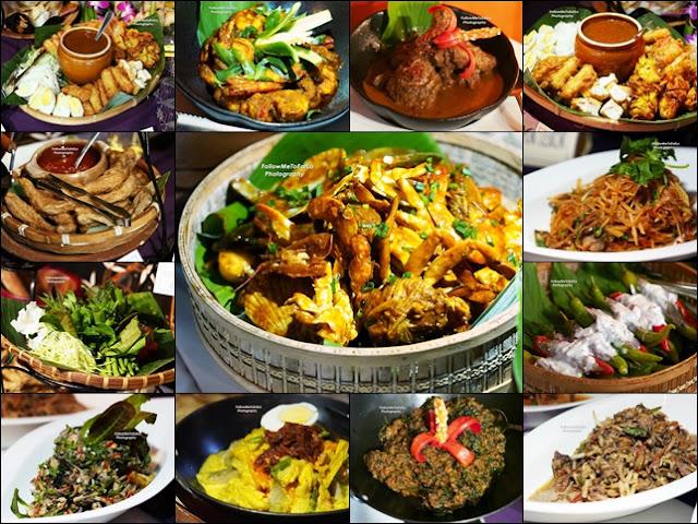BIJAN BAR & RESTAURANT Fine Malay Cuisine  SELERA WARISAN NEGERI RAMADAN BUFFET