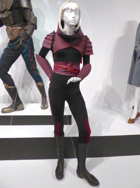 Heroes Reborn Katana Girl costume