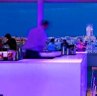 El mítico hotel Suecia de Madrid