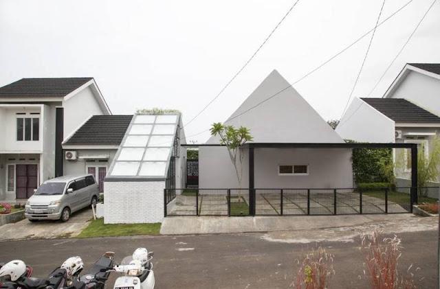 Rumah Minimalis Sontang M Siregar