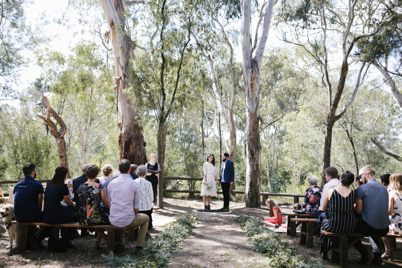 heide museum wedding