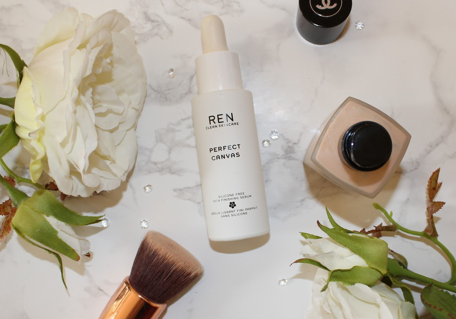 Ren Perfect Canvas Skin Finishing Serum - The Primer That's Good For Your Skin - 3